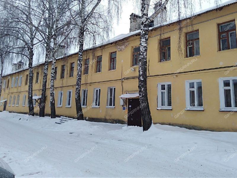 двухкомнатная квартира на улице Огарёва дом 11 город Богородск