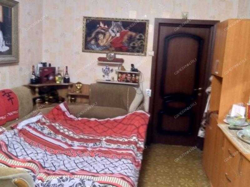 трёхкомнатная квартира на улице Генерала Зимина дом 22