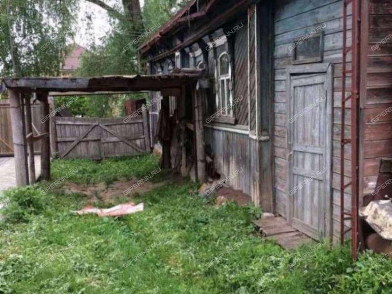 дом в деревне Кузнечиха
