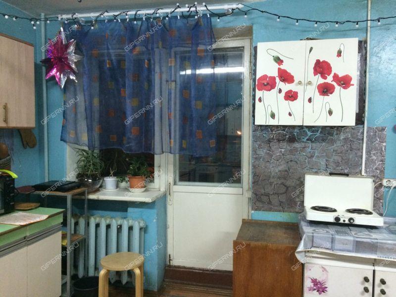 комната в доме 41 на улице Юбилейная
