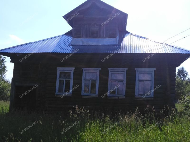 дом на  деревня Большая Погорелка