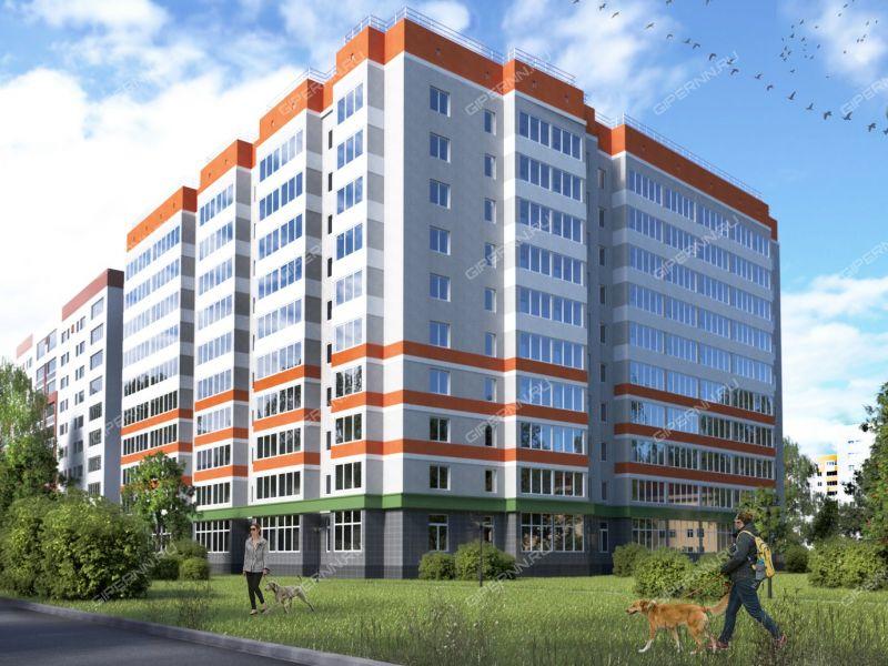 трёхкомнатная квартира в новостройке на Мончегорской улице