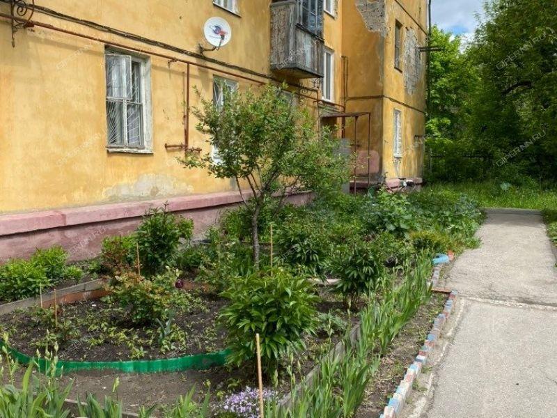двухкомнатная квартира на улице Васильева дом 40