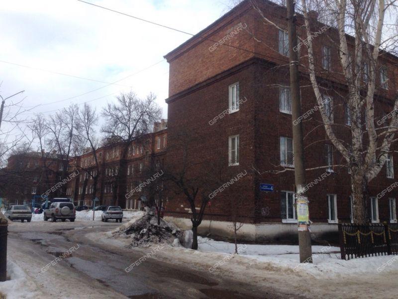комната в доме 4 на улице Свердлова город Балахна