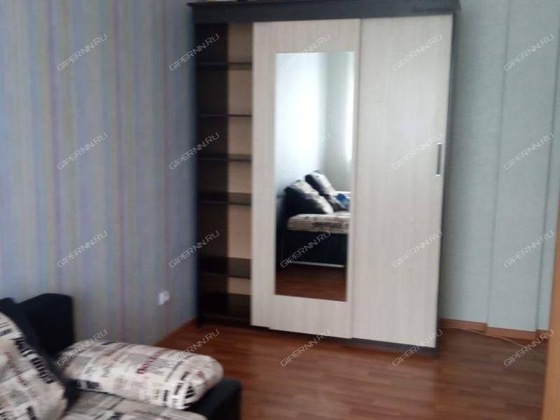 однокомнатная квартира на Олимпийском проспекте дом 18 город Нижний Новгород