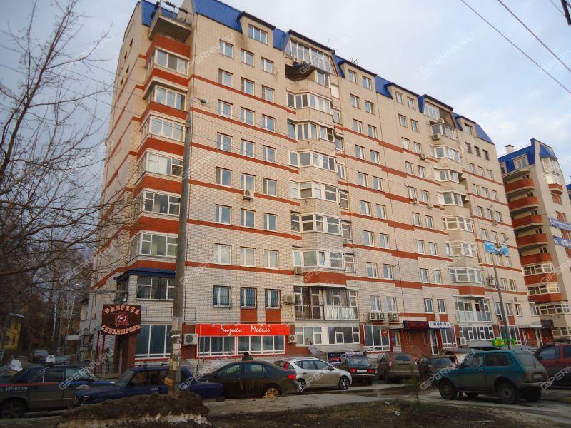 трёхкомнатная квартира на улице Ошарская дом 96а