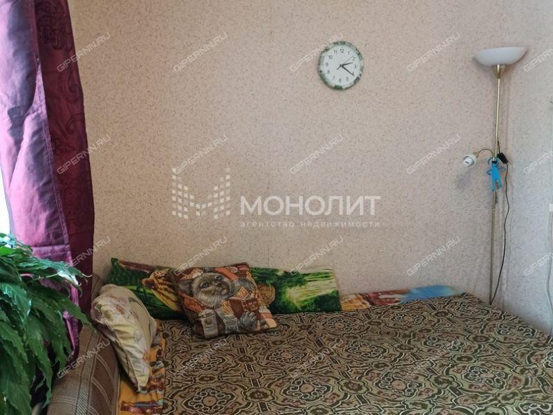 двухкомнатная квартира на улице Мануфактурная дом 11