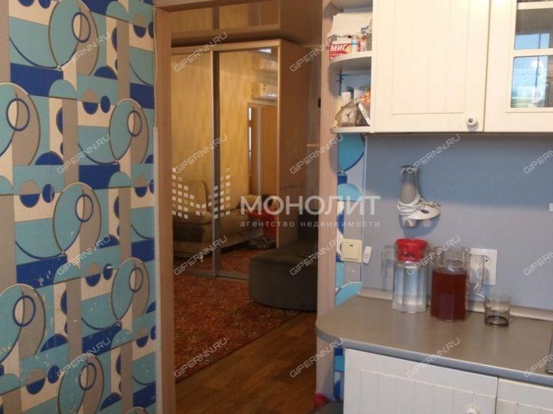 двухкомнатная квартира на улице Космонавта Комарова дом 12