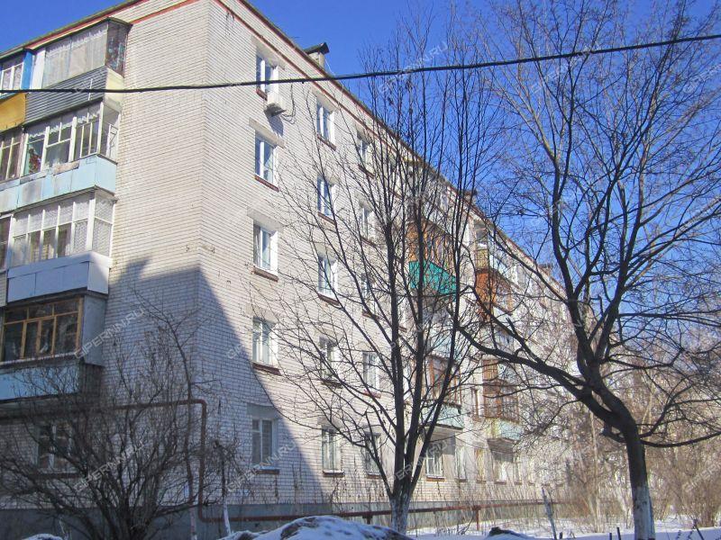 двухкомнатная квартира на улице Героя Советского Союза Прыгунова дом 17а