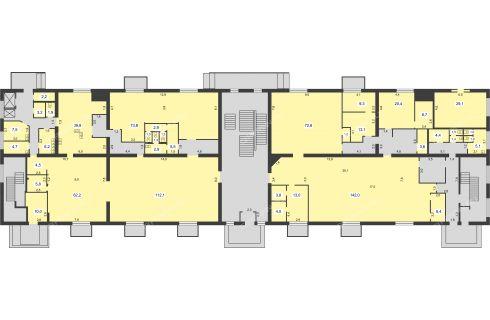 avantazh-torgovaya-ulica-18 планировки бизнес-центра фото