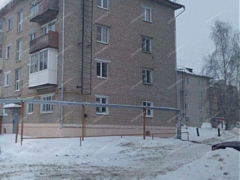 двухкомнатная квартира в переулке Чапаева дом 8 город Павлово