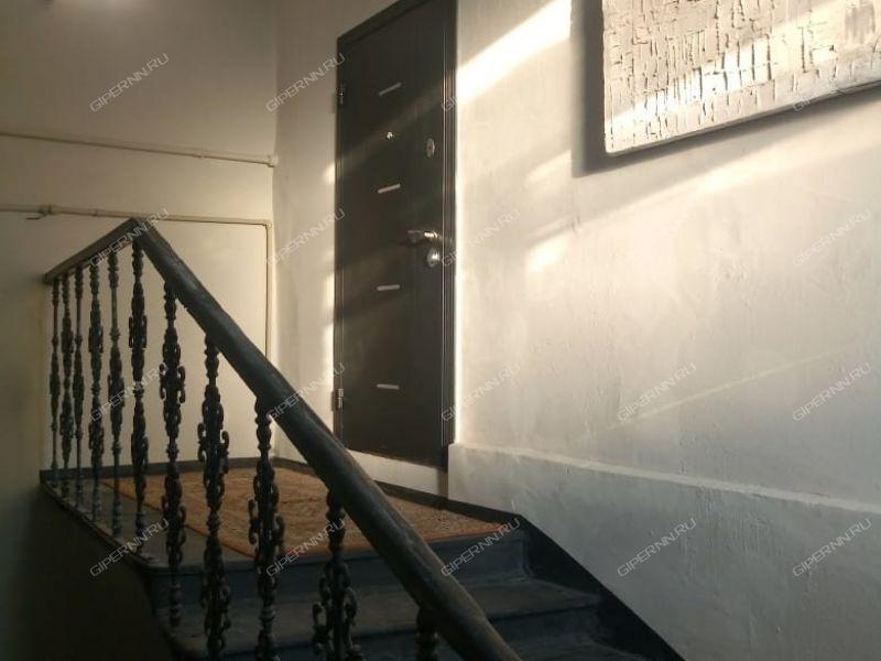 комната в доме 9 на улице Рождественская