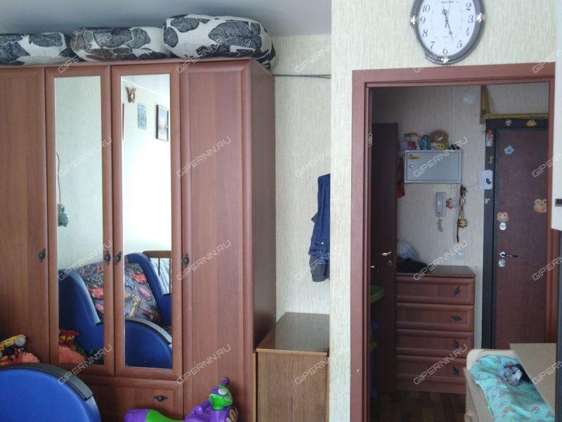 однокомнатная квартира на улице Живописная дом 6