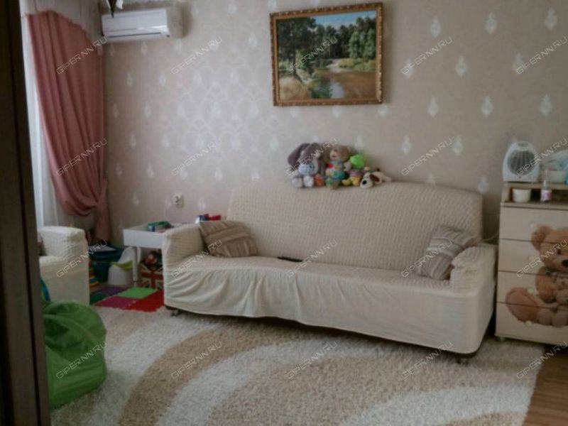 четырёхкомнатная квартира на улице Луначарского дом 12А город Бор