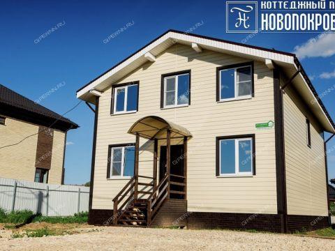 kottedzh-derevnya-novopokrovskoe-ul-vinogradnaya фото