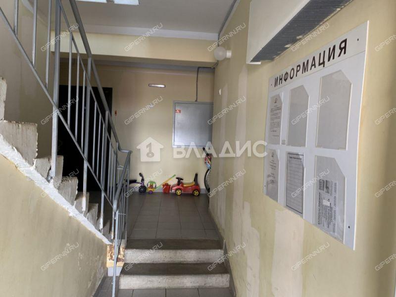 однокомнатная квартира на улице Васильковая дом 161Ак1 деревня Кусаковка