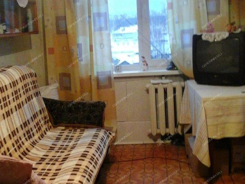 двухкомнатная квартира на улице Просвещения дом 10 рабочий посёлок Сява
