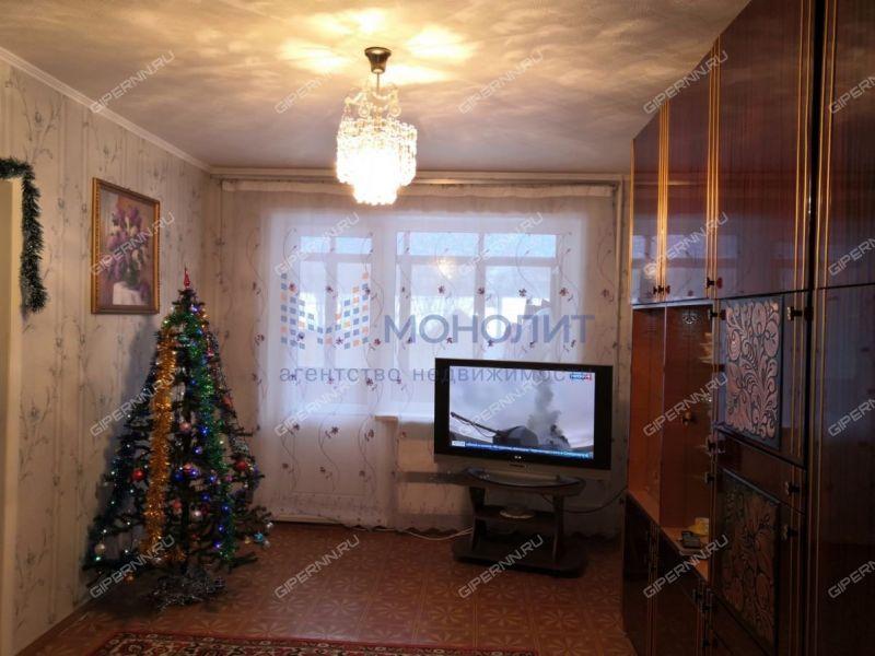 трёхкомнатная квартира на улице Ванеева дом 28а