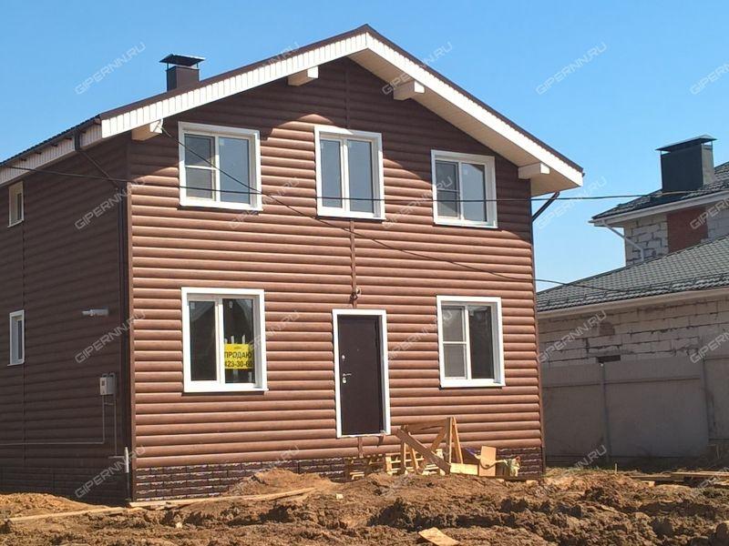 Проект небольшого каркасного дома 6х6 с мансардой