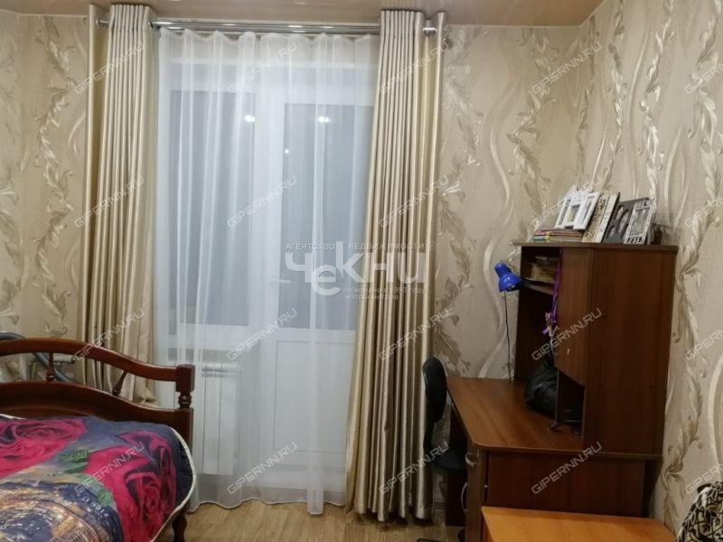трёхкомнатная квартира на улице Верхне-Печёрская дом 11 к1
