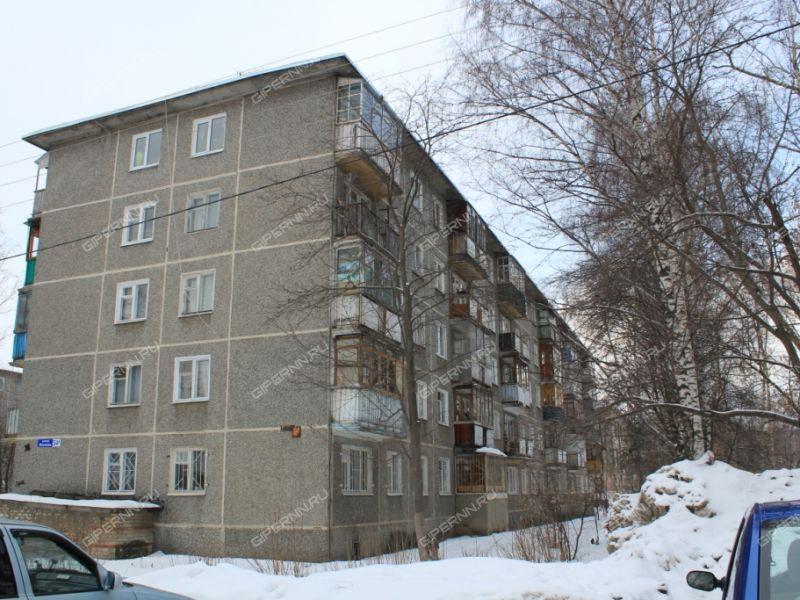 улица Лескова, 54а фото