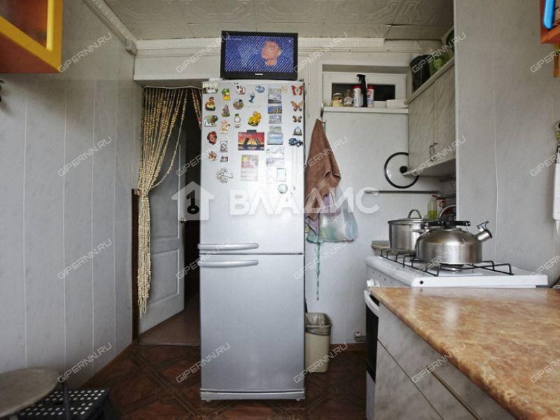 двухкомнатная квартира на улице Новостройка дом 22 посёлок Железнодорожный