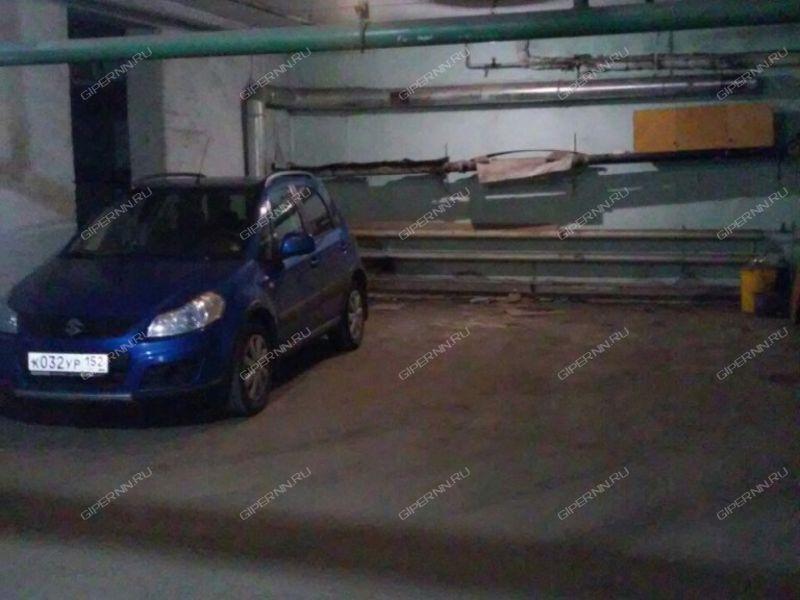 гараж на улице Звездинка