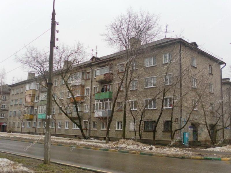 однокомнатная квартира на улице Василия Иванова дом 17