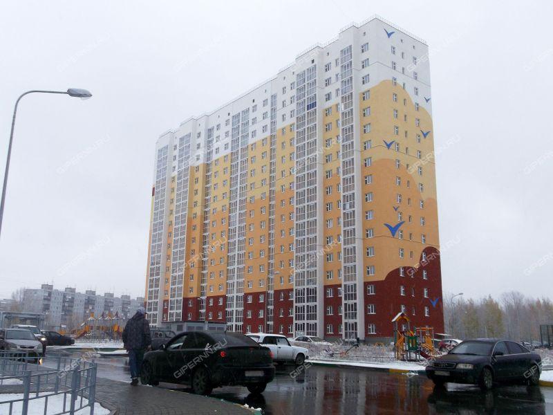двухкомнатная квартира на бульваре Южный дом 18