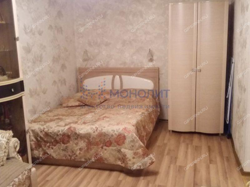 однокомнатная квартира на улице 1-й микрорайон Щербинки дом 6