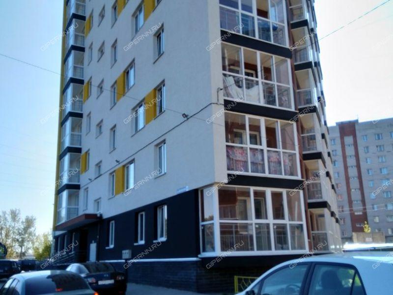 двухкомнатная квартира на улице Волжская дом 42