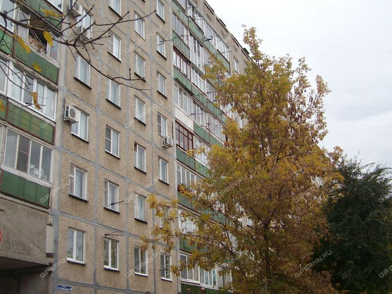 двухкомнатная квартира на улице Василия Иванова дом 14