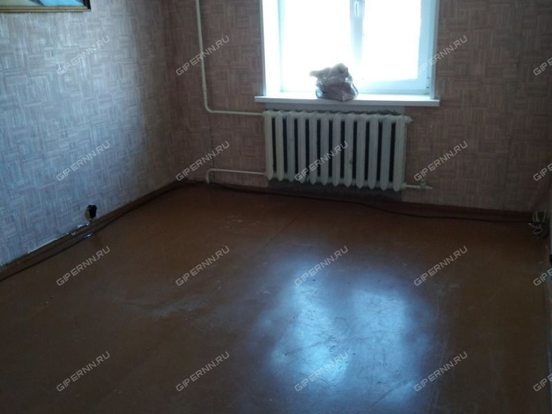 однокомнатная квартира на улице Шоссейная дом 6 посёлок Новосмолинский