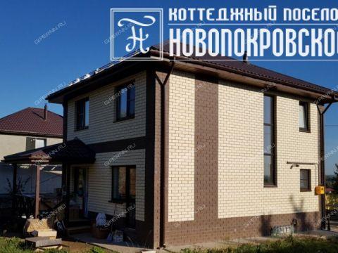 kottedzh-derevnya-novopokrovskoe-ul-biryuzovaya-d-58 фото