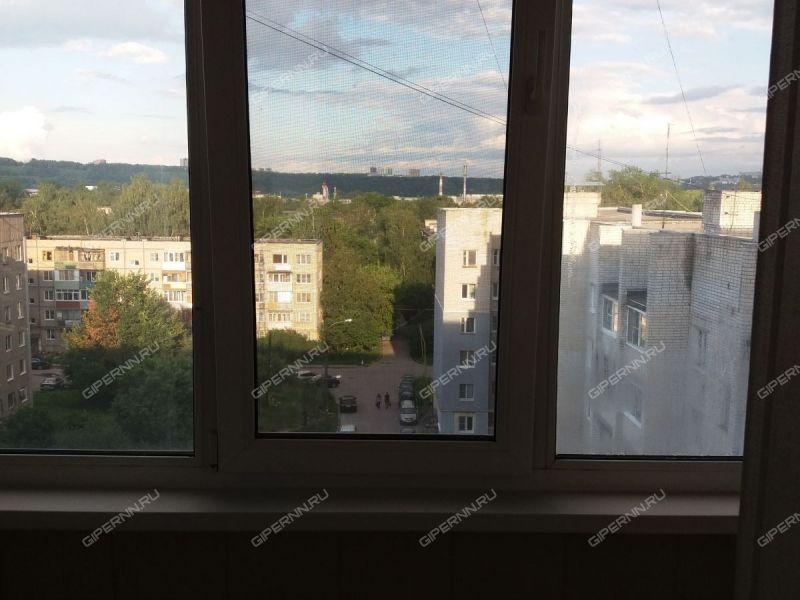 двухкомнатная квартира на улице Подводников дом 4