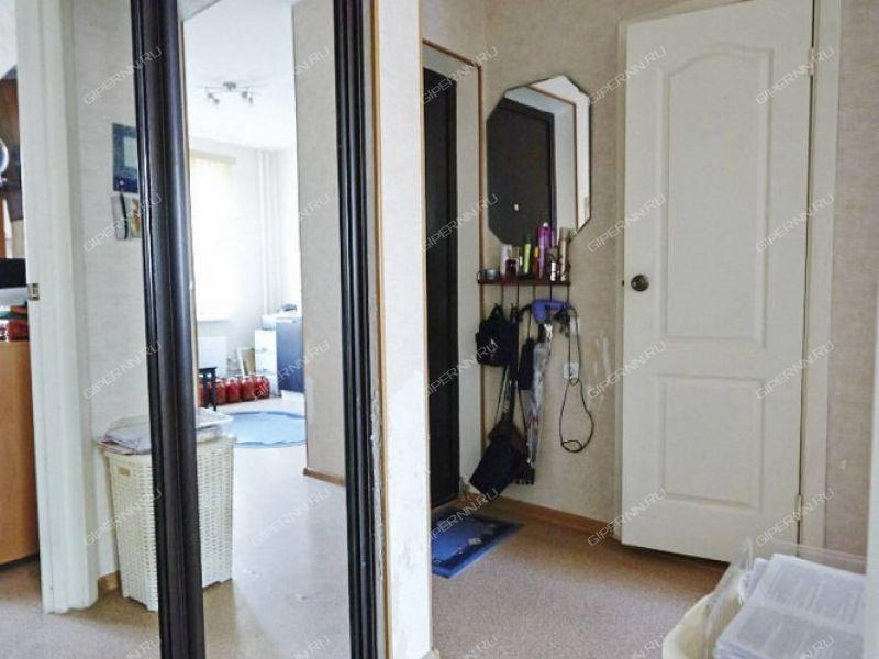 однокомнатная квартира на улице Спутника дом 42