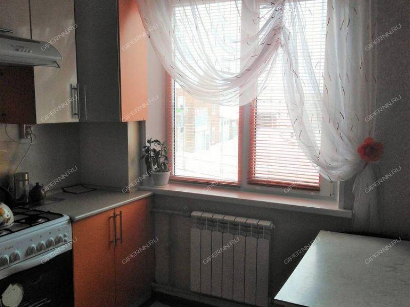 двухкомнатная квартира на улице Больничная дом 15 рабочий посёлок Вача