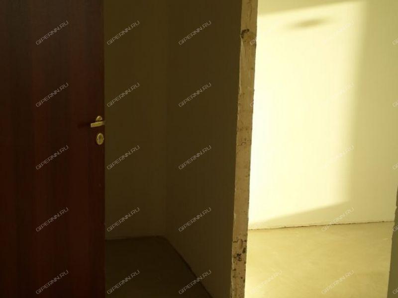 однокомнатная квартира на улице Лысогорская дом 89 к1