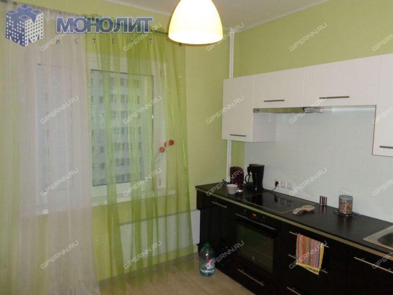 трёхкомнатная квартира на улице Богдановича дом 6 к1