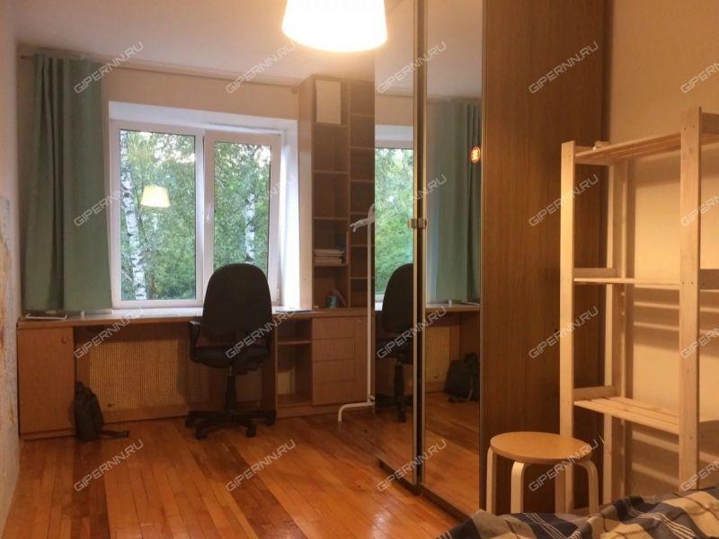 комната в доме 96 на улице Ванеева
