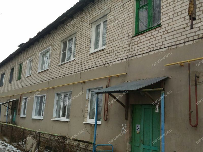 двухкомнатная квартира на улице Полевая дом 12 село Оранки