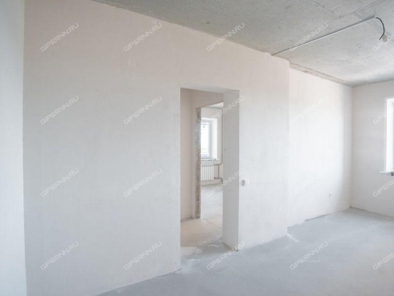 двухкомнатная квартира на бульваре 60-летия Октября дом 23 к2
