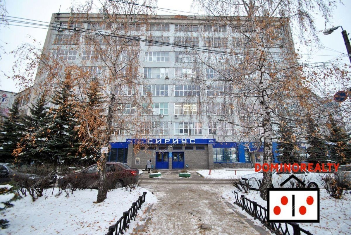 Улица Свободы, 63 на карте Нижнего Новгорода