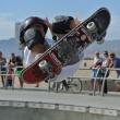 Скейт-площадка переедет с Нижне-Волжской набережной в парк Пушкина