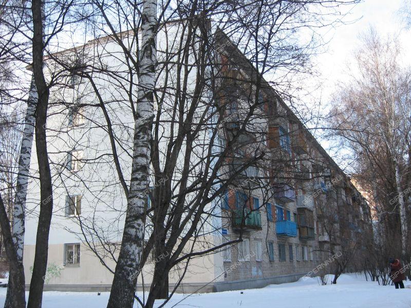 двухкомнатная квартира на улице Вячеслава Шишкова дом 6 к1