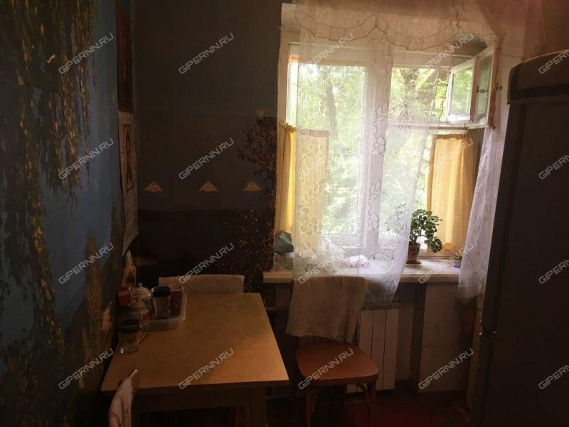 двухкомнатная квартира на улице Пятигорская дом 18Б