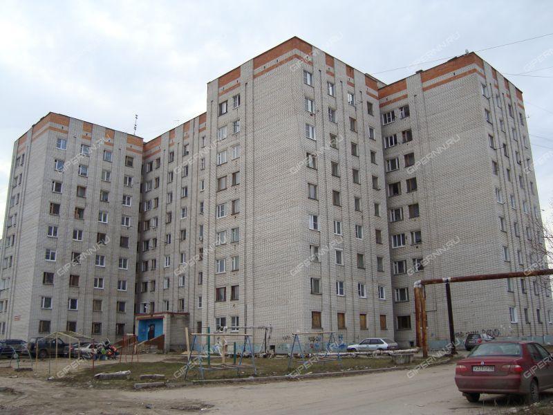 однокомнатная квартира на улице Лесной Городок дом 1
