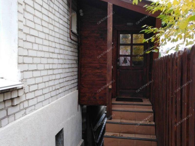 дом на улице Щепкина