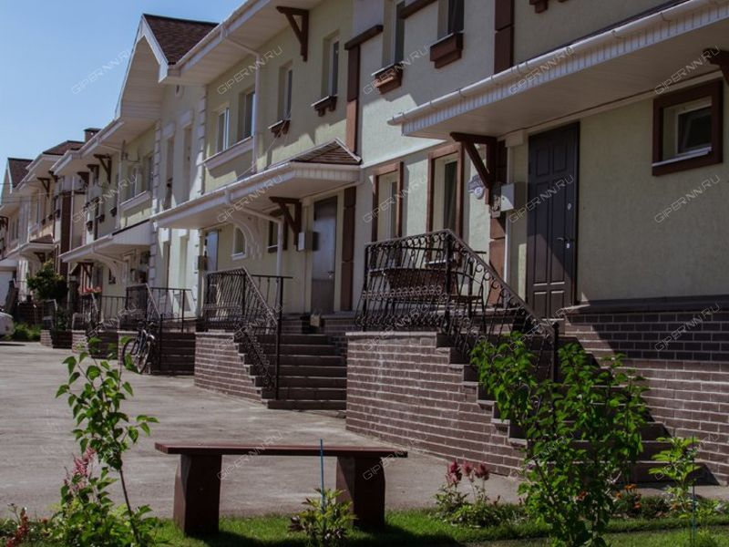 таунхаус в курортном посёлке Зелёный Город