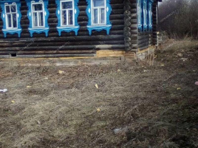 дом на Садовой улице деревня Задворка